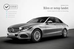 Mercedes C220 BlueTEC aut. 2,2
