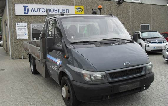 Ford Transit 350M Chassis D 120 2,4