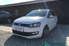VW Polo TDi 75 BlueMotion Van 1,2