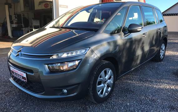 Citroën Grand C4 Picasso e-HDi 115 Seduction 1,6