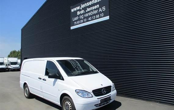 Mercedes Vito 2,2 115 CDI AUT.