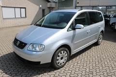 VW Touran TDi 100 DSG Van 1,9