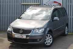 VW Touran TDi 140 Highline 2,0