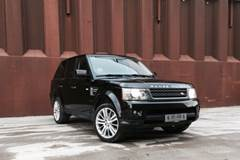 Land Rover Range Rover sport SDV6 Autobiography aut. 3,0