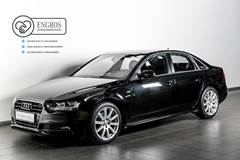 Audi A4 TDi 177 Multitr. 2,0