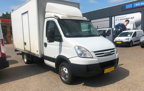 Iveco Daily 35C18 Alukasse 3,0