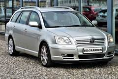 Toyota Avensis D-4D 150 Sol stc. 2,2