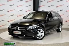 Mercedes C220 d Avantgarde stc. aut. 4-M 2,2