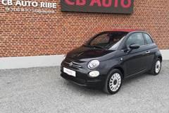 Fiat 500C Lounge+ 1,2