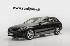 Mercedes C350 e Avantgarde stc. aut. Van 2,0