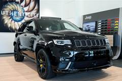 Jeep Grand Cherokee V8 Trailhawk 4x4  5d 8g Aut. 6,2