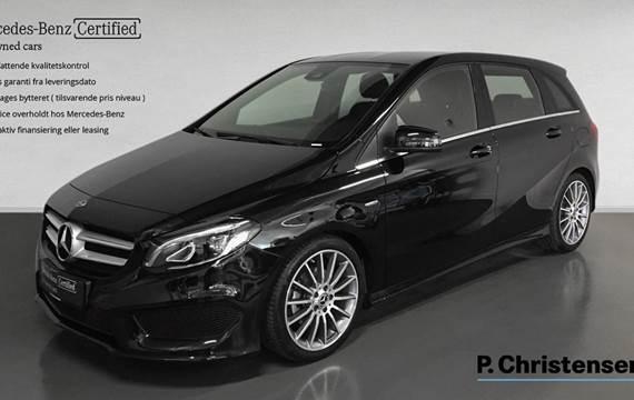 Mercedes B200 Final Edition aut. 1,6