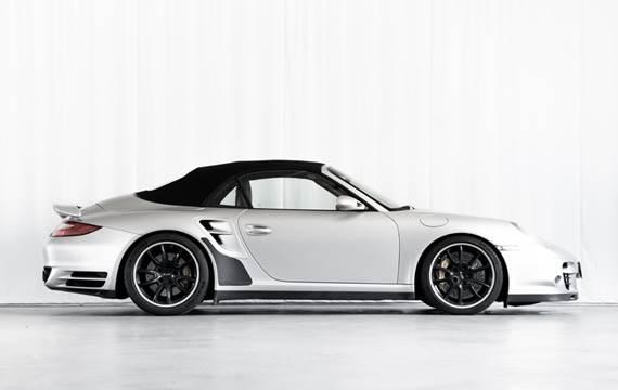Porsche 911 Turbo Cabriolet 3,6