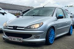 Peugeot 206 Edition S16 1,6