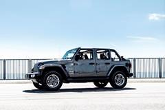 Jeep Wrangler Unlimited T Sahara aut. 4x4 2,0