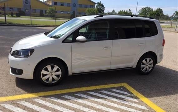 VW Touran blueMotion TDI Comfortline  Van 6g 2,0