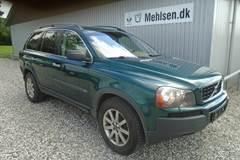 Volvo XC90 D5 163 aut. AWD Van 2,4