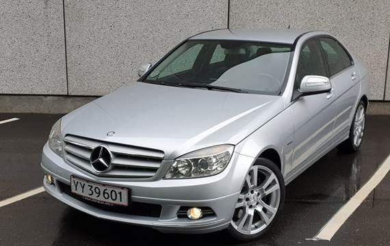 Mercedes C320 CDi Avantgarde aut. 3,0