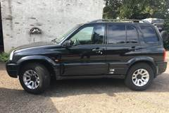Suzuki Grand Vitara Active Van 2,0