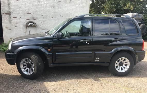 Suzuki Grand Vitara Active Van 2,0