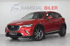 Mazda CX-3 Sky-D 105 Optimum AWD 1,5