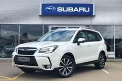 Subaru Forester XT Sport CVT AWD 2,0