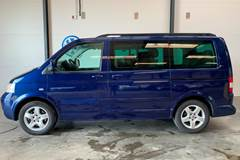 VW Multivan V6 Highline Tiptr. 7prs 3,2