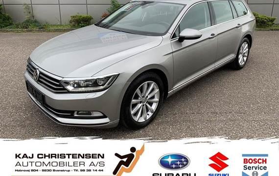 VW Passat Variant  TDI BMT Highline DSG  Stc 6g Aut. 2,0