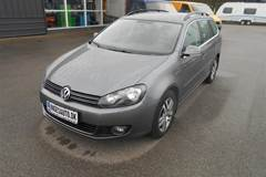 VW Golf Variant  BlueMotion TDI DPF Highline  Stc 1,6
