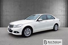 Mercedes C200 200  CDI BlueEfficiency  7g Aut. 2,1