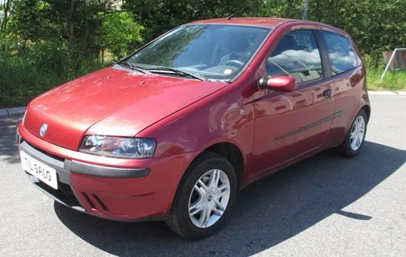 Fiat Punto 16V HLX 1,2