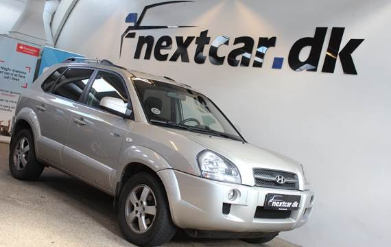 Hyundai Tucson CRDi 140 GLS 4WD 2,0