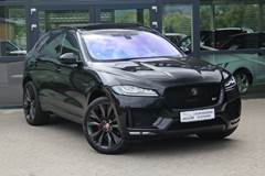 Jaguar F-Pace D300 First Edition aut AWD 3,0