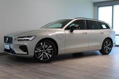 Volvo V60 T8 Twin Engine R-design AWD  Stc 8g Aut. 2,0
