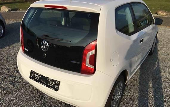 VW UP! 1.0 FSI BMT 60 HK 2-DØRS 1,0