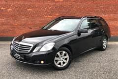 Mercedes E200 CDi Avantgarde stc. aut. BE 2,2