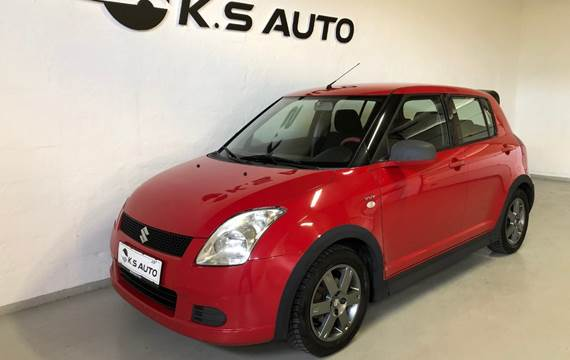 Suzuki Swift GL-A 1,5