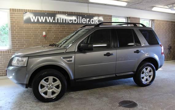 Land Rover Freelander 2 TD4 SE Van 2,2