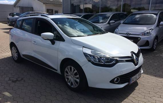 Renault Clio IV TCe 90 Expression ST 0,9
