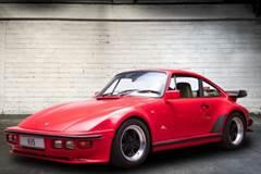Porsche 911 Turbo Flachbau 3,3