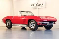 Chevrolet Corvette Cabriolet 5,7