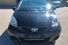 Toyota Aygo Black 1,0