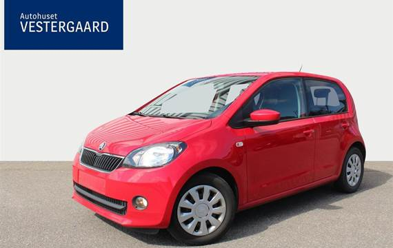 Skoda Citigo MPI Ambition  5d 1,0