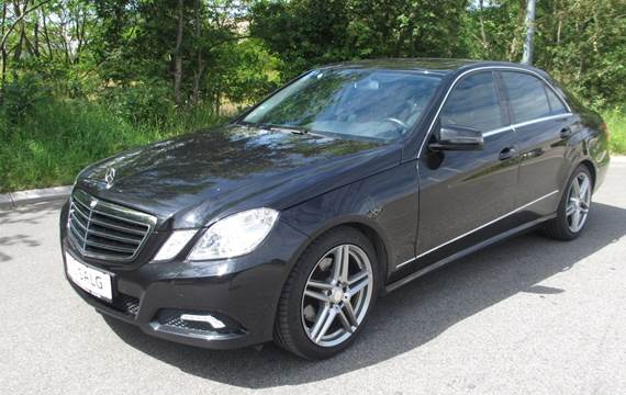 Mercedes E350 CDi Avantgarde aut. BE 3,0