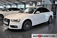 Audi A4 TDi 120 S-line 2,0