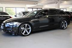Audi A6 TDi 245 Avant quattro S-tr. 3,0