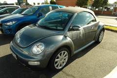 VW New Beetle Highline Cabriolet 2,0