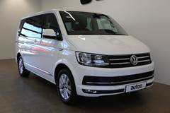 VW Multivan TDi 150 Highline DSG kort 2,0
