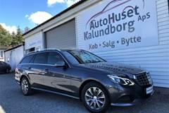 Mercedes E220 BlueTEC stc. aut. 2,2