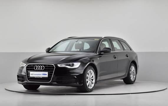 Audi A6 TDi 204 S-line Avant Multitr. 3,0